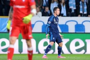 C. Ronaldo égale le record de Raul au Real-media-1