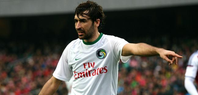 New York Cosmos : Raul arrêtera bien en novembre