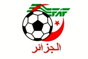 ALGERIE FEDERATION FOOTBALL LOGO