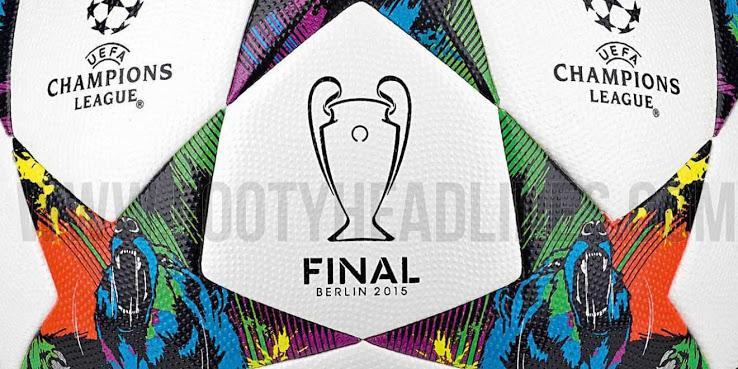 Adidas Finale Berlin 2015-C1-Ballon