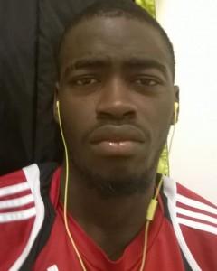 Agboton Geovanie suede