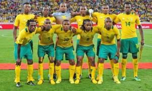 Bafana Bafana ,Afrique du Sud