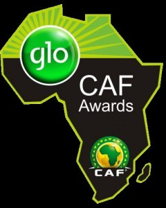 CAF Awards logo
