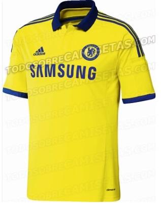 Chelsea jaune exterieur 2015