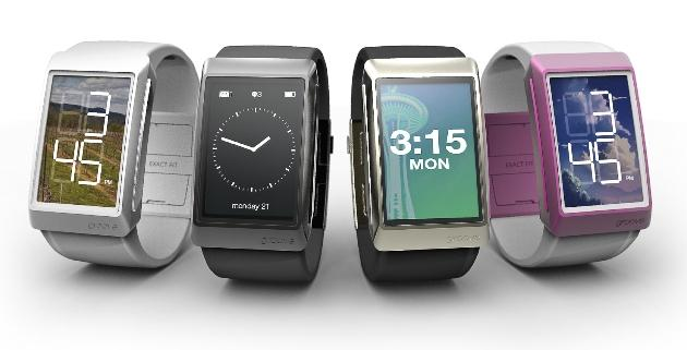 Groove smartwatch