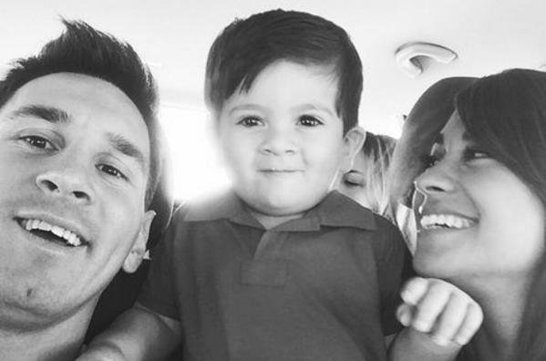 FC Barcelone : La compagne de Messi le félicite sur Instagram