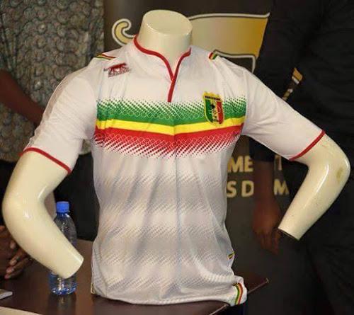 Mali maillot blanc 015