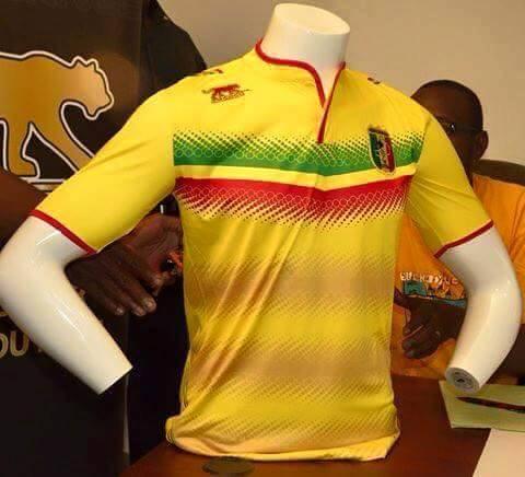 Mali maillot jaune 2015