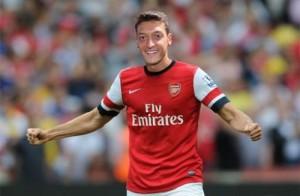 Mesut Ozi Arsenal