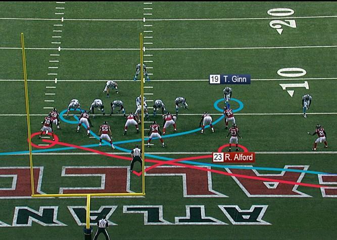 NFL RFID joueurs connectes