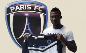 Ogounbiyi PARIS FC