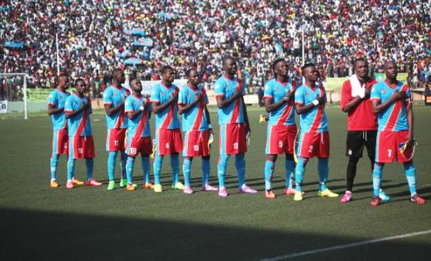 Les Léopards de la RDC à la CAN 2015