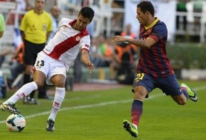 Rayo Vallecano vs FC Barcelone