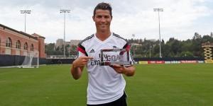 Ronaldo goal50
