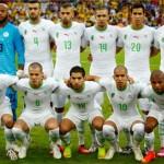 algerie equipe 2014