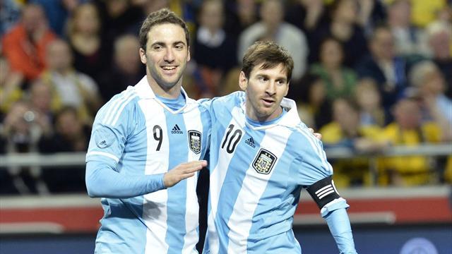 argentine equipe 2014