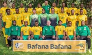 Bafana Bafana équipe