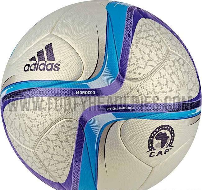 le Ballon Adidas de la Coupe