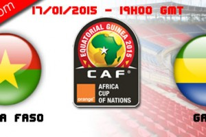 burkina faso Gabon can 2015
