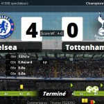 chelsea tottenham video