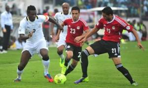 Egypte Ghana