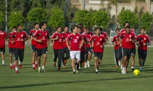 Equipe Nationale d'Egypte