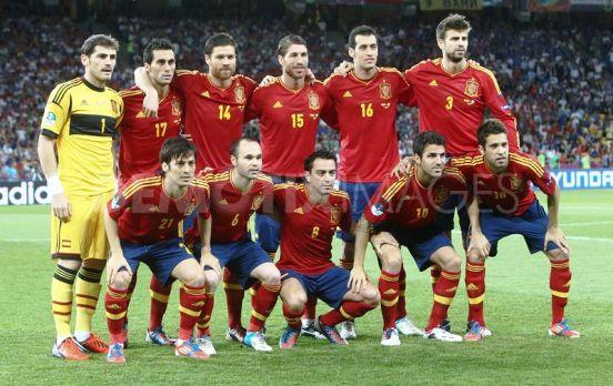 Match amical international : la liste de l'Espagne face à l'Afrique du Sud et à la Guinée Equatoriale
