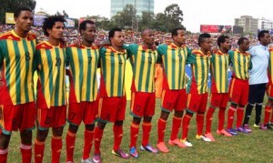 Ethiopie équipe nationale football