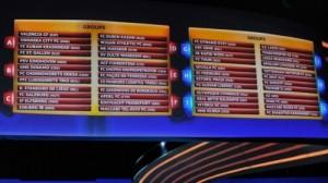 europa league 2013-2014 : classement