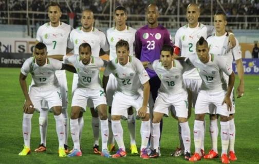 Rencontre burkina faso algerie