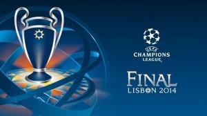 identité visuelle finale champions league lisbonne 2014