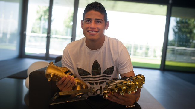 james rodriguez colombie