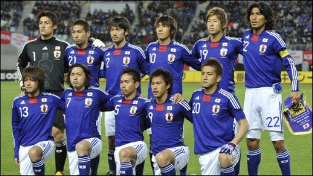 La Liste Des 23 Du Japon Pour La Coupe Du Monde 2014 Yes