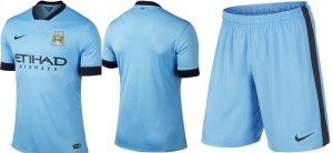 maillot 2014-2015 manchester city
