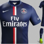 maillot 2014-2015 paris saint-germain
