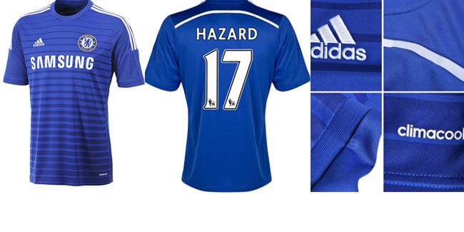 maillot 2014 chelsea