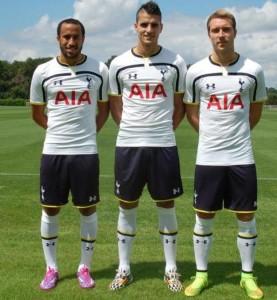 maillot Tottenham 2014-2015
