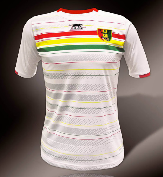 maillot airness syli national  2015