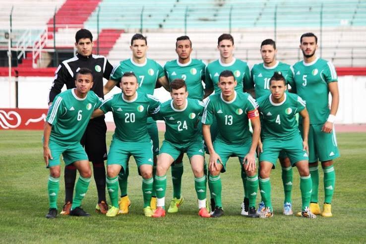 maillot exterieur algerie 2015