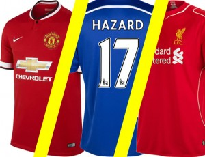maillot premier league
