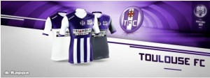 maillot toulouse 2014-2015