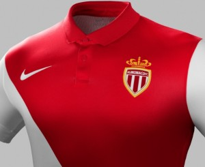 maillots 2015 AS Monaco