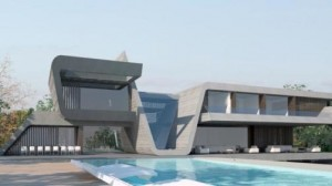 Maison Gareth Bale Madrid