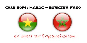 maroc burkina direct