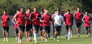 maroc equipe 2014