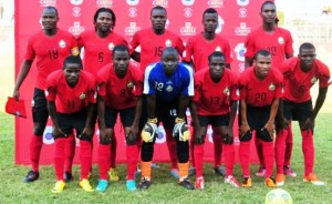 mozambique equipe nationale