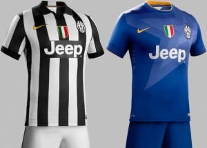 nouveaux maillots 2015 juventus