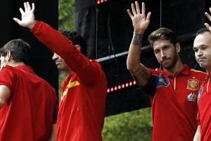 La Roja Espagne