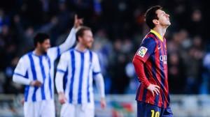 Real Sociedad FC Barcelone vidéo