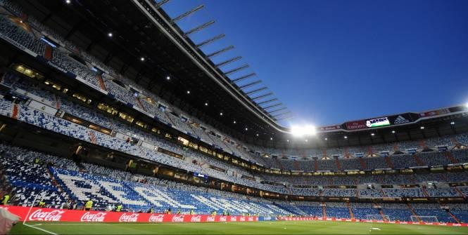 stade Microsoft et Audi, un temps attendus pour apposer leur nom au stade real madrid
